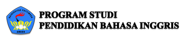 Prodi Pendidikan Bahasa Inggris FKIP UNPATTI Logo