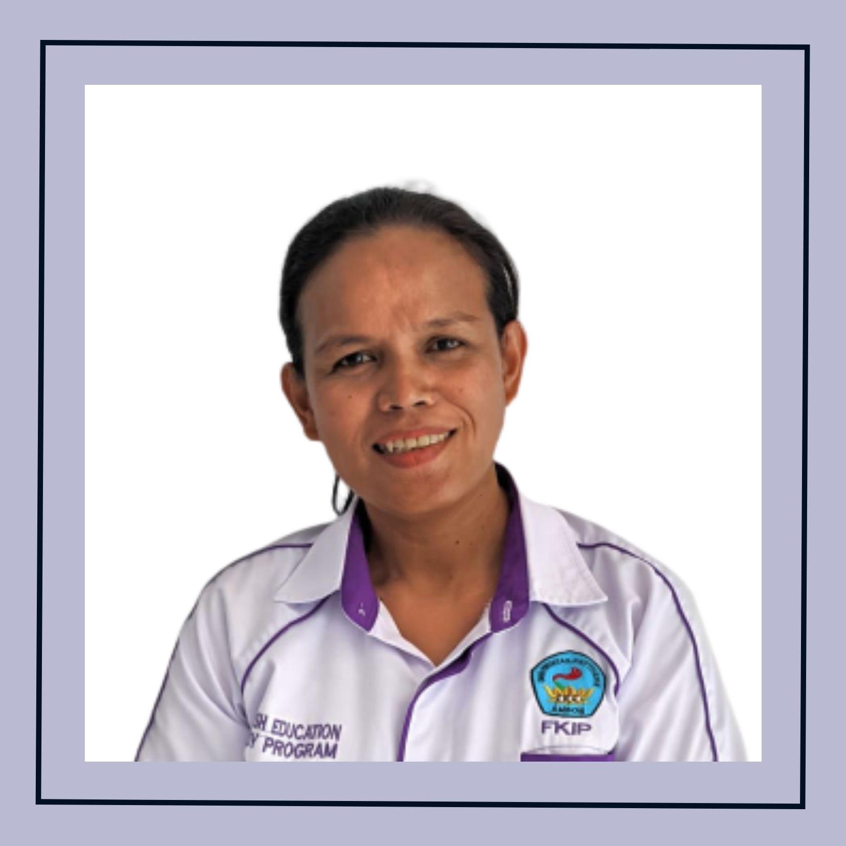 Dr. Rosina F. J. Lekawael. S.Pd., MA
